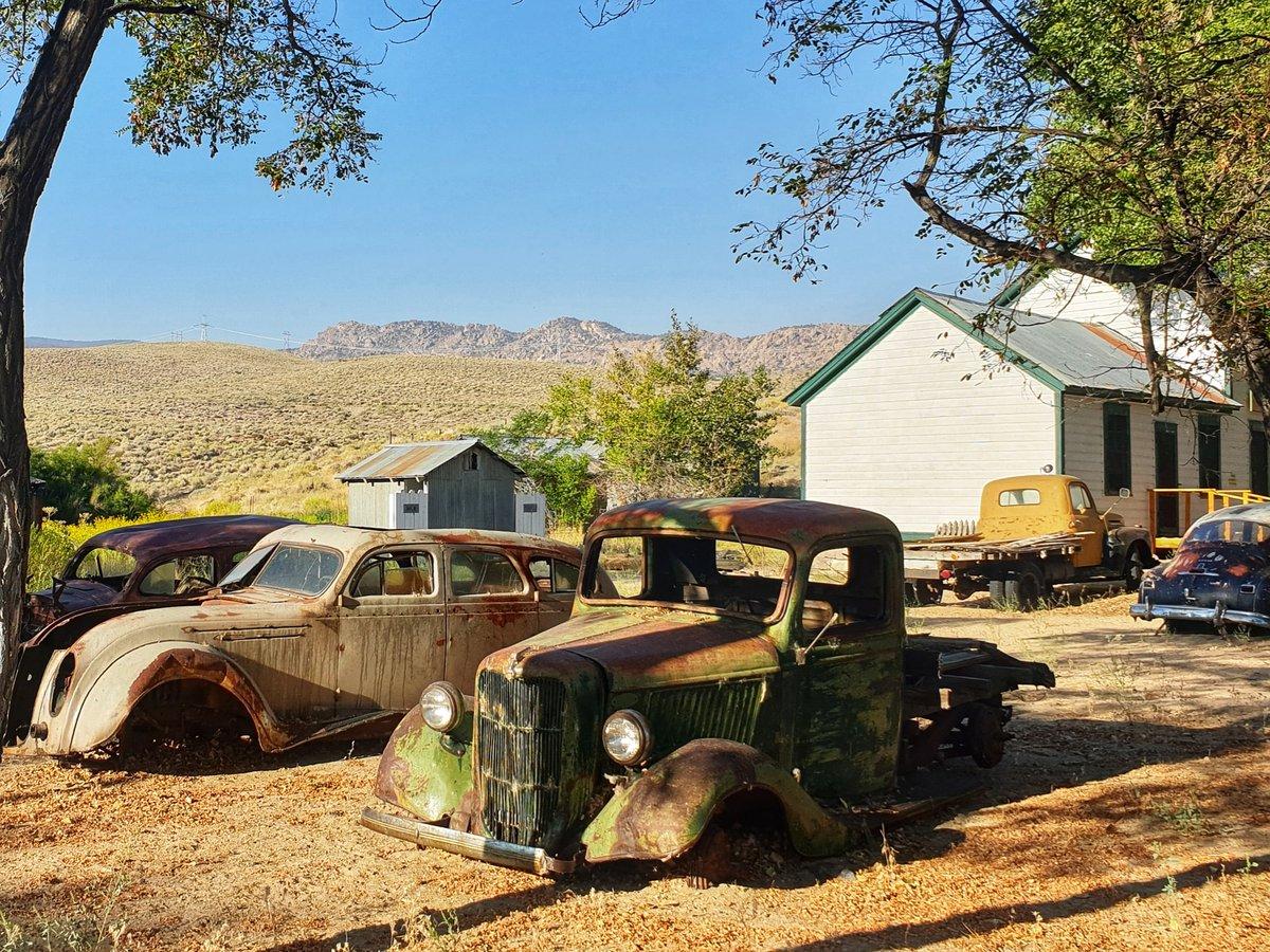 Car collection #benton #Nevada #usa #travel #morningbeautiful #endlessroaming