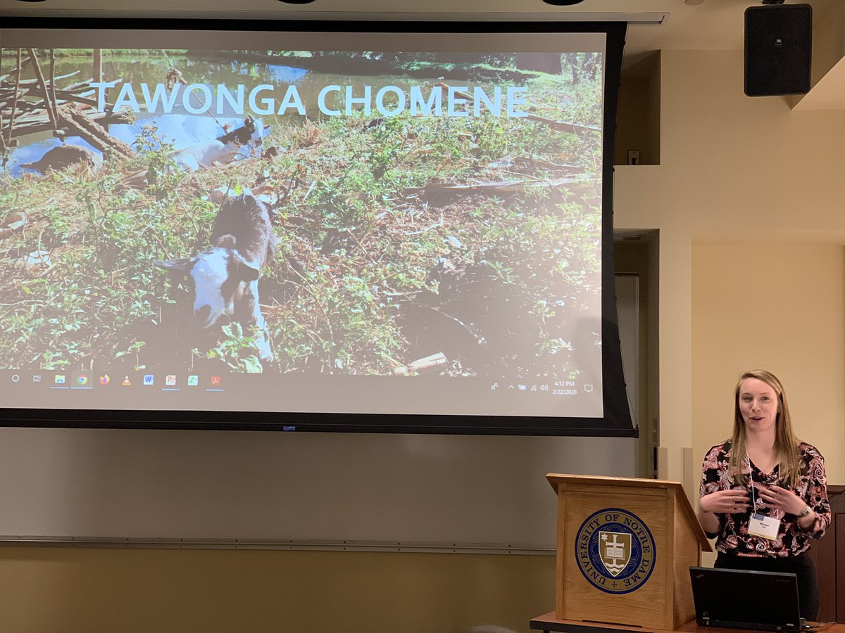 A year ago, Morgan Day'20 @univofdayton kicked off her journey conducting research on permaculture gardening leading to a full analysis focusing on PC, entrepreneurship and economic approaches to sustainability. #HDC2020 @KeoughGlobalND @NotreDame pic.twitter.com/TKhIJ8YgIi