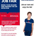 Image for the Tweet beginning: CanaDream is hosting a hiring