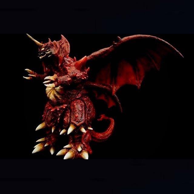 "13"" Inch Tall LED PX #Destoroyah #LIGHTUP - Click the link for details! Follow us for exclusive offers & new product details http://MyCollectibleCollections.com - #mycollectiblecollections #previewsexclusive  #XPLUS #ricboy #godzilla2 #godzillakingofthemonsters #kaiju #kaijumonster #godzillapic.twitter.com/OsDUDdv4sZ"