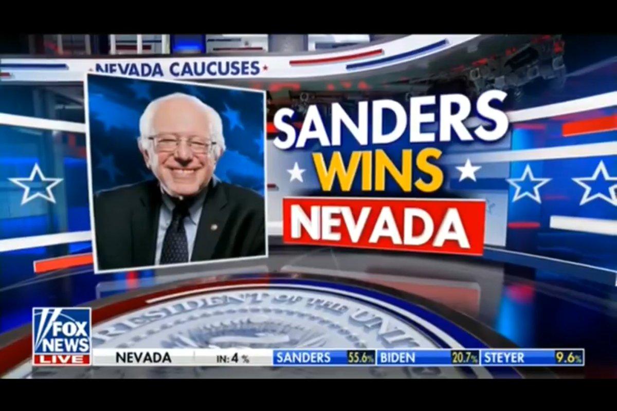 #NevadaCaucus