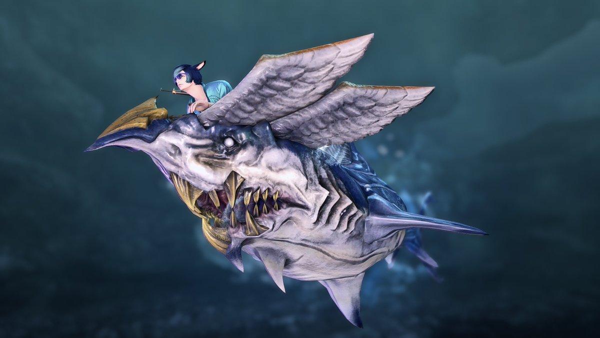 FINALLY THE SHARK IS MINE 🦈💖