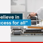 Image for the Tweet beginning: We believe in success for