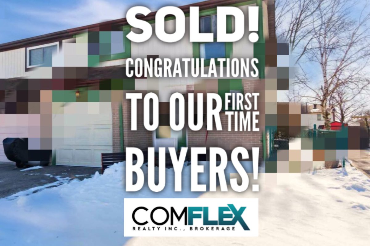 Congratulations To  Our Amazing Buyer Clients Who Won In Multiple Offers!Our Buyers Believed In The Process And Were Able To Find The Home That Checked Off All The Boxes On Their Wish List Including Their Desired Closing Date! #realestate #sold#comflex pic.twitter.com/r3dZ1WHX7p