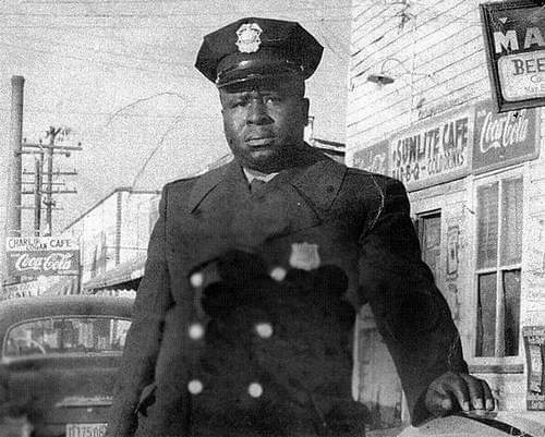 My grandfather, Robert L. China, was the third African American to join the Sumter Police Department of South Carolina in 1953.  He was the first African American sergeant to serve is this department as well.  Even though I didn't know him, he is one of my heroes.