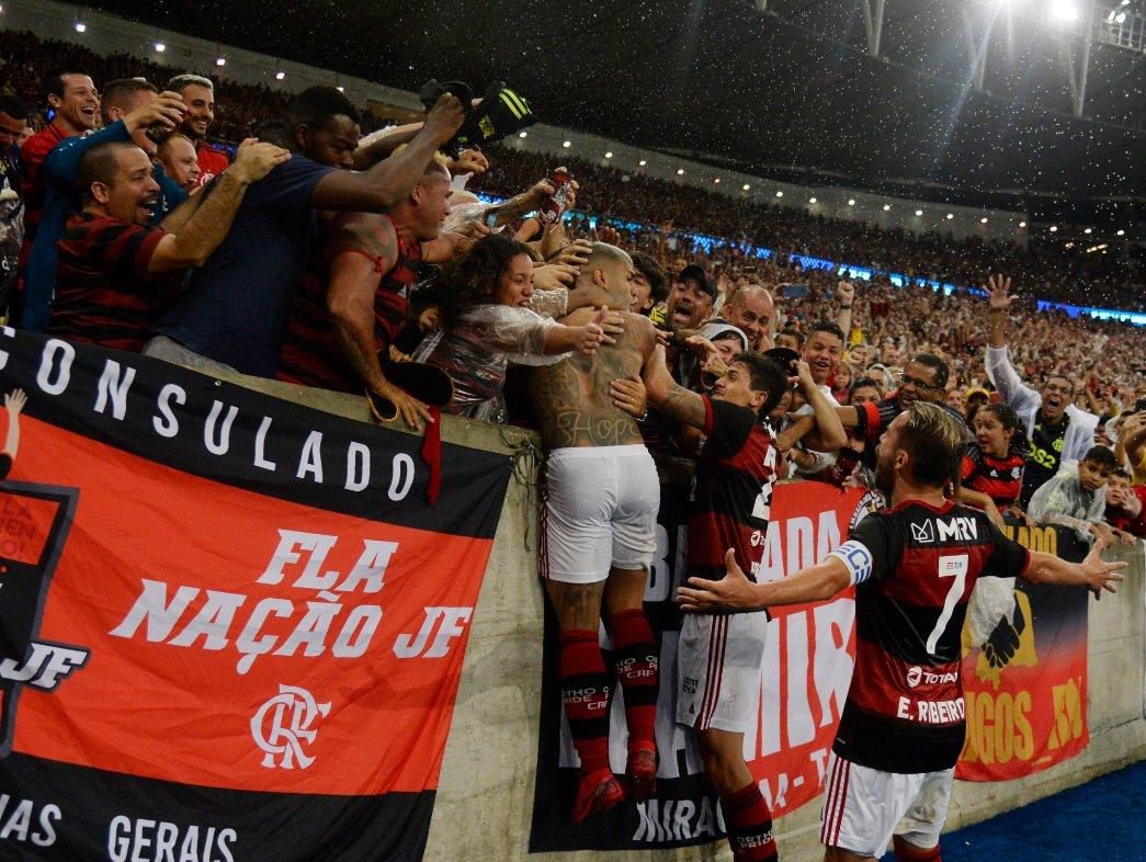 MAIS UM TÍTULO! Flamengo sai atrás, mas vira sobre o Boavista e conquista a Taça Guanabara