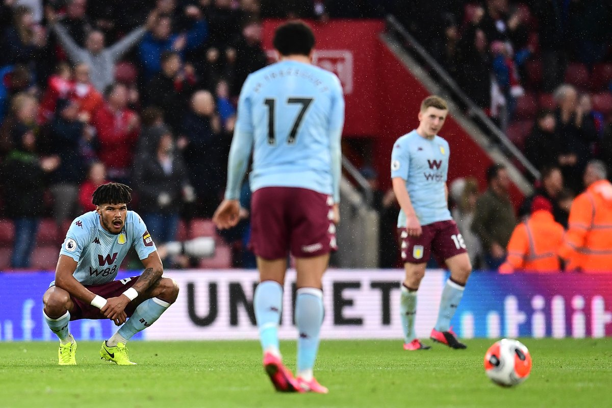 Scouting mission for Pep today   Did reports on Man City's next two opponents as Real Madrid suffer a shock defeat and Dean Smith says some of his Villa players played their way *out* of next Sunday's EFL Cup final #AVFC #SaintsFC https://www.bbc.co.uk/sport/football/51512523…pic.twitter.com/YZ1qflY6aK