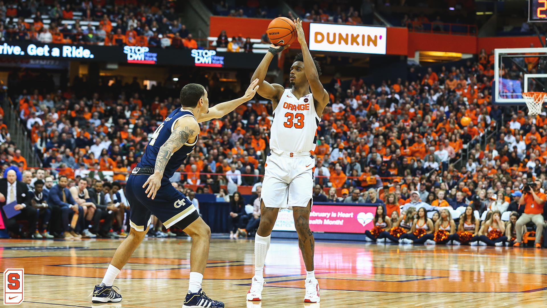 ORANGE GAME DAY: Syracuse takes on Georgia Tech at the Carrier Dome tonight (preview & info)