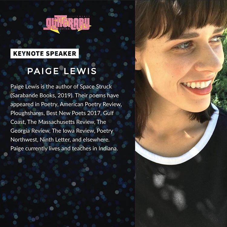 About Keynote Speaker Paige Lewis   Come hear @Paige_M_Lewis speak Saturday, April 4th in Lamar Hall 131 at 6 PM!pic.twitter.com/O3wnBR86Yj