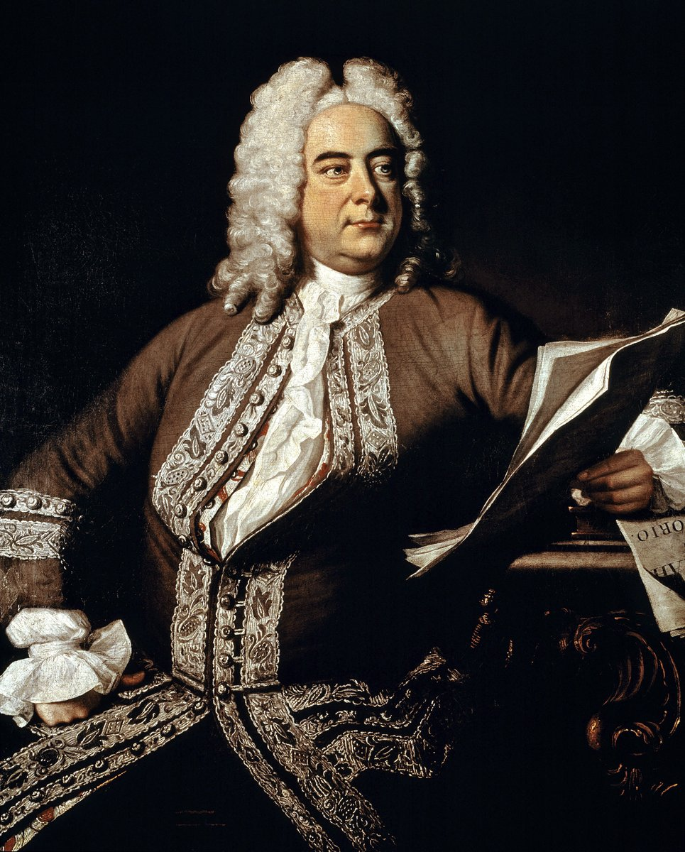Today marks the 335th anniversary of the birth of the German, later British #baroque composer, Georg Friedrich #Haendel. :-)  #Halle #Deutschland #BaroqueMusic #BarokMuziek #BarockMusik #MusiqueBaroque #MúsicaBarroca #MusicaBarocca #バロック音楽<br>http://pic.twitter.com/ZN1tUlUmWK