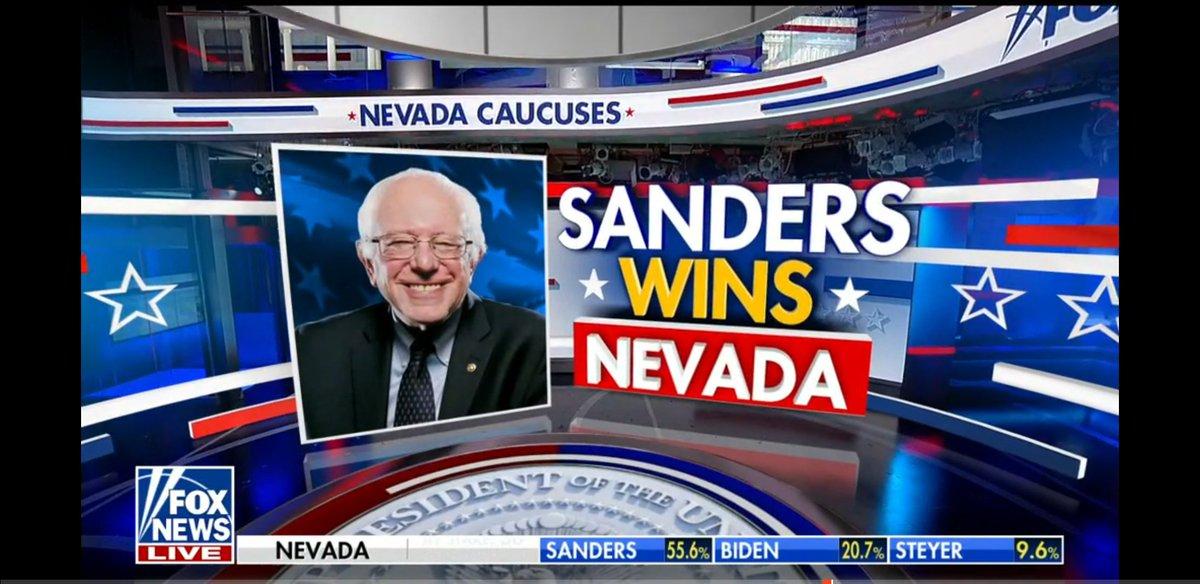 All around the world, we love you madly, #Nevada #ILikeBernie #FeelTheBern #Sanders2020 pic.twitter.com/cNAbCUOHkU