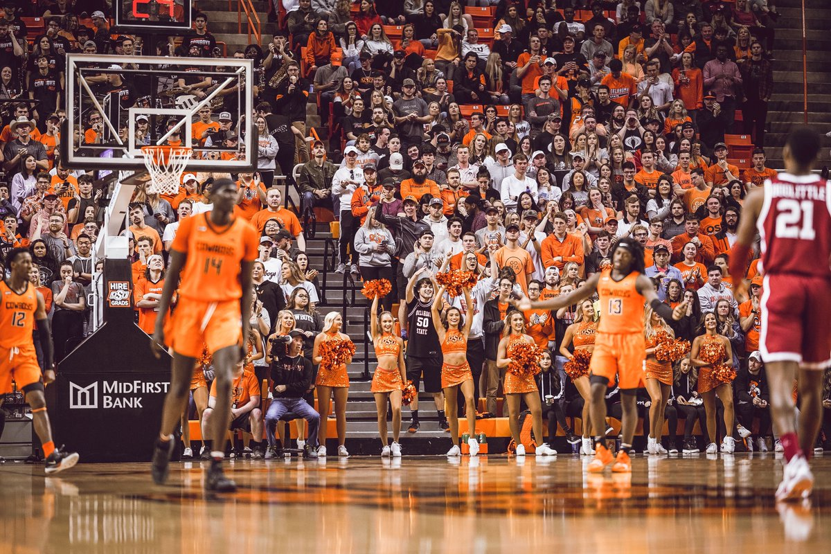 GIA was ELECTRIC  today.   #LetsWork | #GoPokes<br>http://pic.twitter.com/me6M2v4fjf