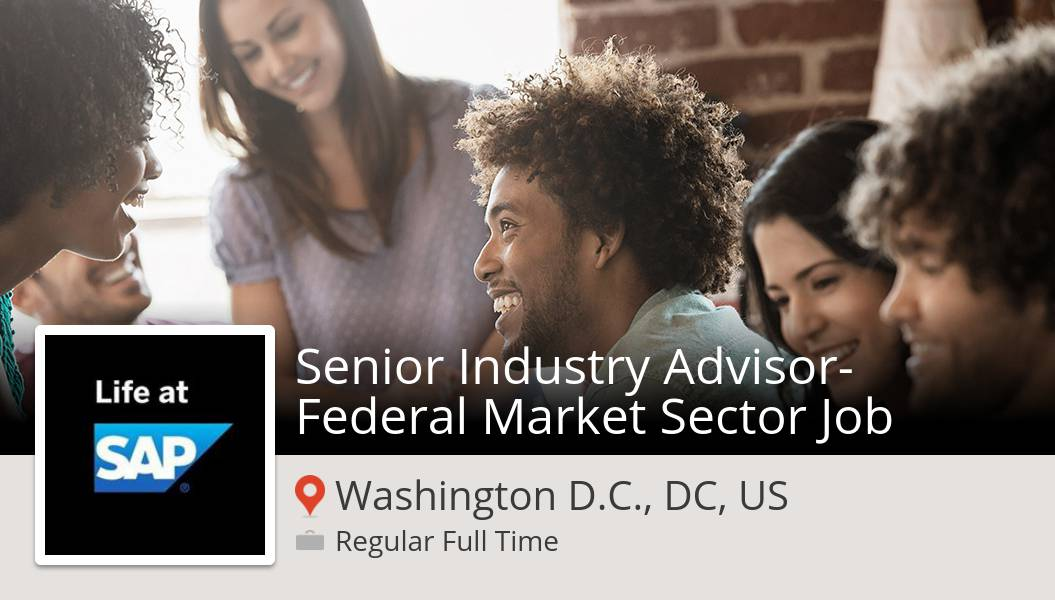 New #job opening at #SAP in #WashingtonDCDCUS! Senior #Industry Advisor- Federal #Market Sector Job https://workfor.us/lifeatsap/tw05io … #JobsatSAPpic.twitter.com/owgZilBM6V