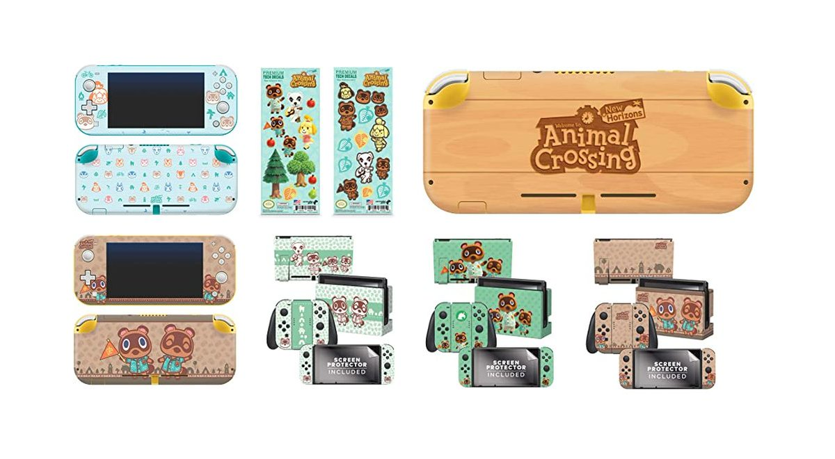 Nintendeal On Twitter Officially Licensed Animal Crossing New