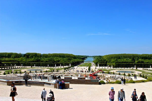 Views of the grounds at #Versailles #France ~ Click for more ->>  #Travel #History