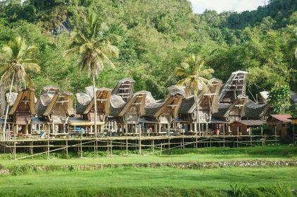 Kete Kesu, Charming Indigenous Tourism Village in Toraja  #Idbcpr #travel
