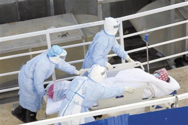 Të premten, ambasada e Kinës në Rusi dha sqarime për zërat e pavërtetë se Rusia mendon se koronavirusi është krijuar në mënyrë artificiale.http://albanian.cri.cn/1552/2020/02/23/65s185501.htm…pic.twitter.com/aCcFIFlSZp