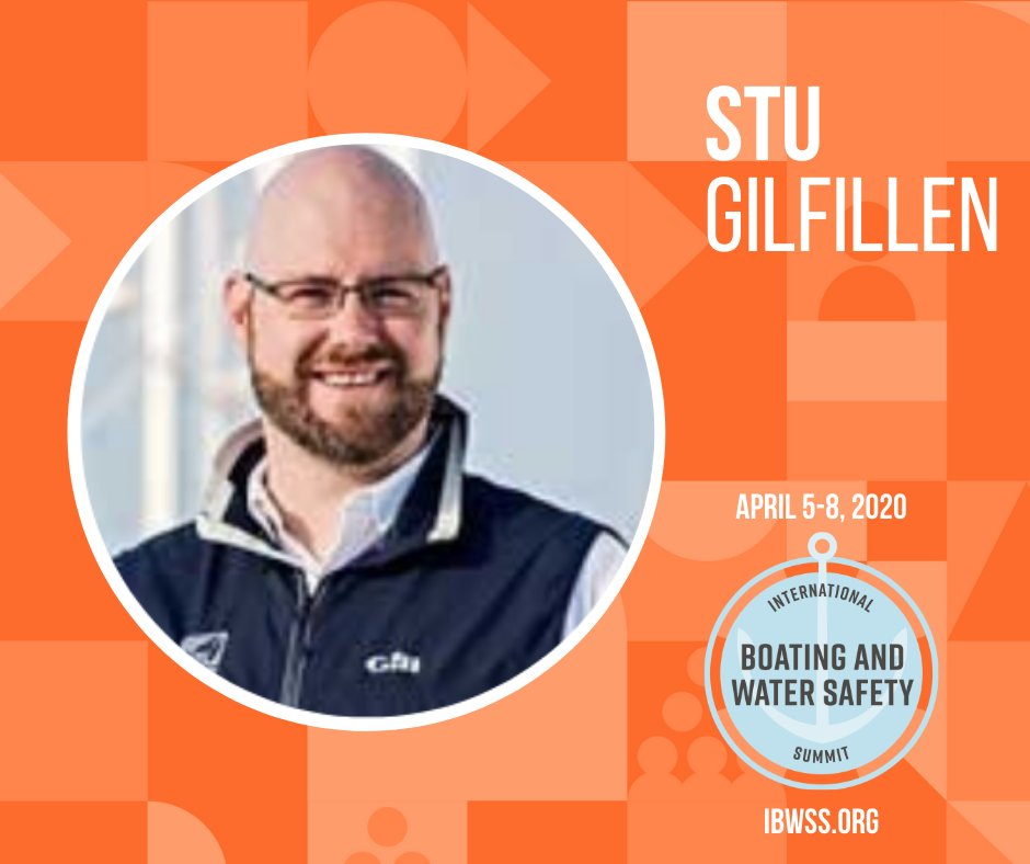 US Sailing Education Director @stugilfillen to deliver Opening Remarks at #IBWSS20❗️⬇️ #boatingsafey #watersafety #safetyatsea #sailing