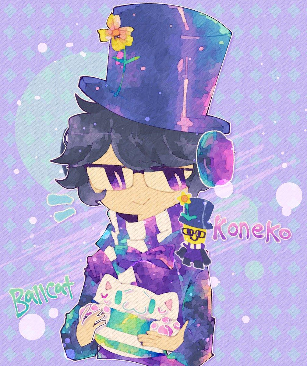 whœa repost bc I forgot t colour one part oo anyways fanart for @KonekoKittenYT