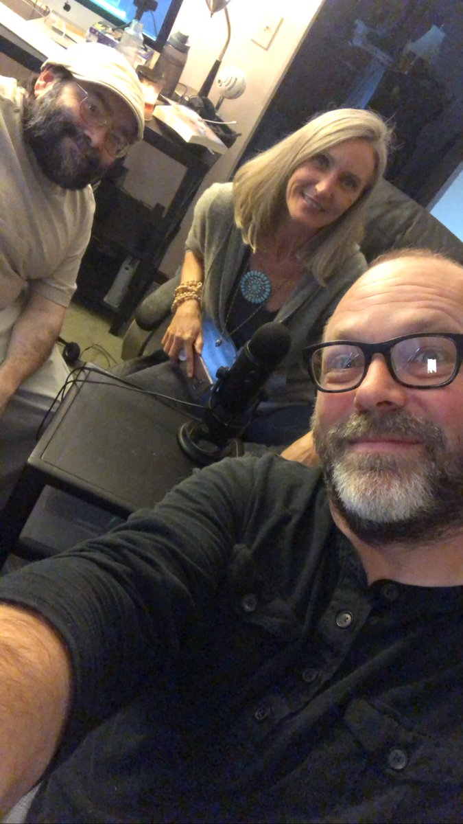 Recording our first episode! We're excited to finally share our show with you very soon! . . . #meditate #meditation #yoga #mindfulness #peace #spirituality #spiritual #healing #life #selflove #breathe #selfcare #consciousness #relax #namaste #wellness #energy #gratitude #calmpic.twitter.com/5LjleigTKe