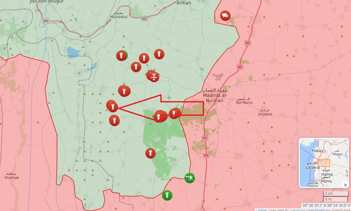 Коротко по Сирии. 23.02.2020
