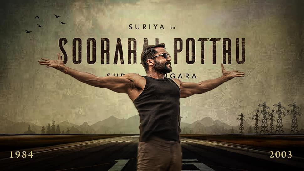 #SooraraiPottru Journey of #Maara From 1984 to 2003 @Suriya_offl   Can't wait for the Next Single & Release Date Of the Movie - March 26 To April 14   @2D_ENTPVTLTD & @SakthiFilmFctry @SparkPictures_pic.twitter.com/QgOuRpicBG