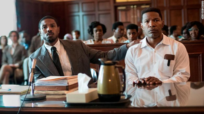 """""""Just Mercy"""" wins best motion picture at #NAACPImageAwards"""