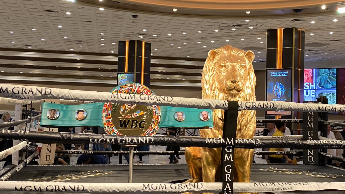 Mgm Grand Hotel On Twitter Who S Ready To Watch The 2 Greatest Undefeated Heavyweights In The World Get It On Tonight Wilderfury2