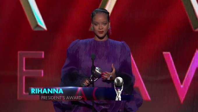 #Rihanna Video Trending In Worldwide