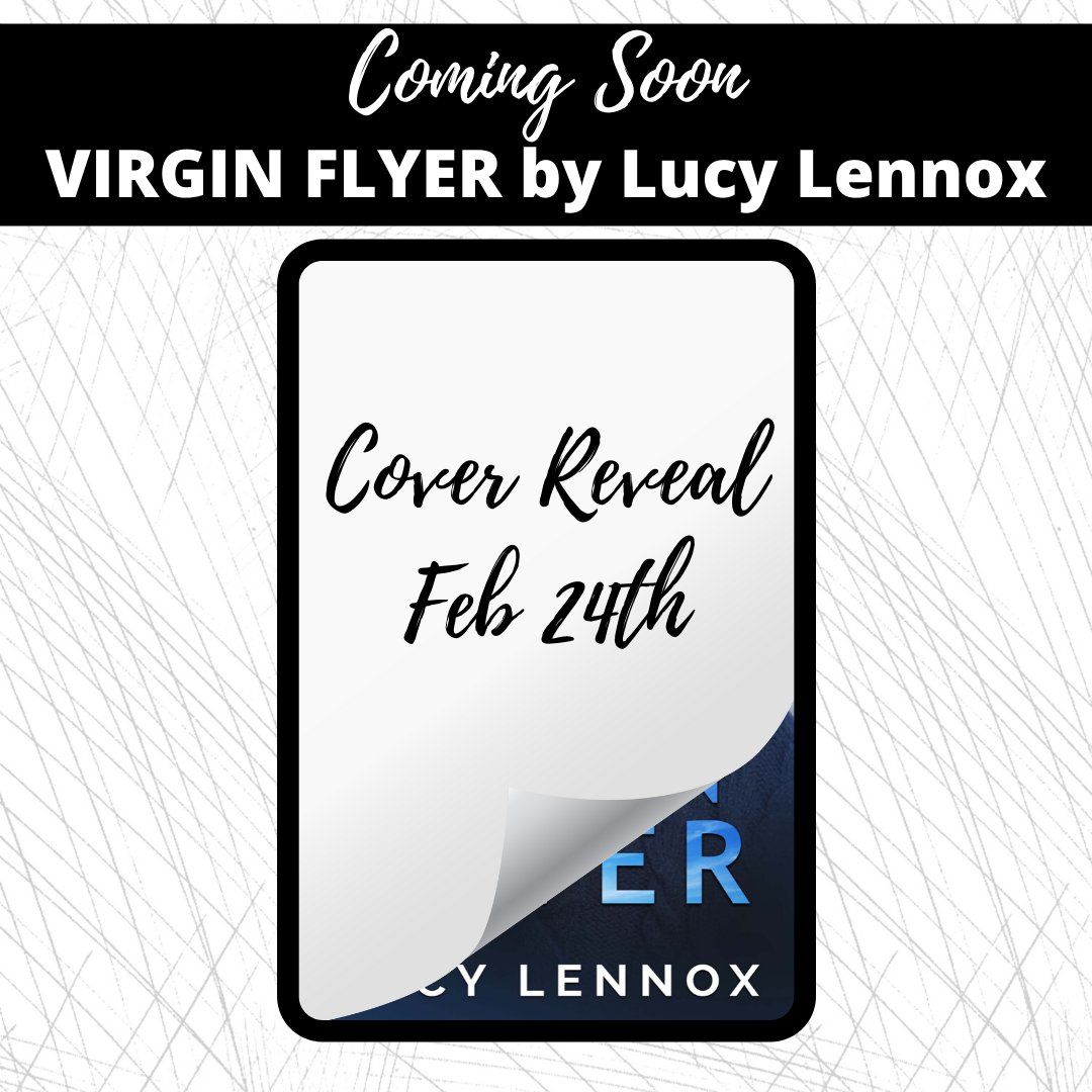 Cover & Blurb Reveal with Giveaway: Virgin Flyer by @lucylennoxMM   Check back in on Monday for the awesome details!!  Pre-Order Link:   #GayRomanceReviews #GRRTours #bookcommunity #gayfiction #lgbtq #lovebooks #comingsoon #GRRpromo #loveislove #coverreveal