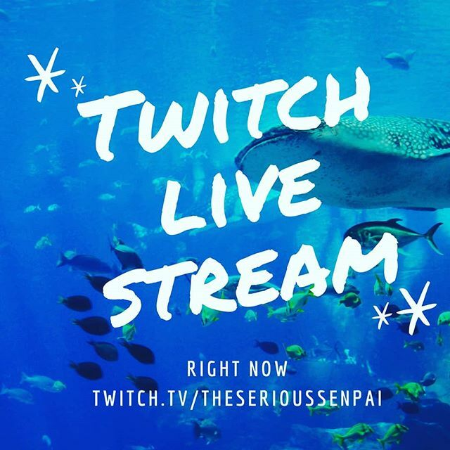 Subnautica Nightmares! Watch Me Cry @twitch.tv/theserioussenpai . . #twitchstream #twitchtv #twitchclips #twitchstreaming #twitchcommunity #liveyourbestlife #seekmoments #travelvlogging #travelpreneur #explorecambodia #cambodia #siemreap #liveinspired #s…