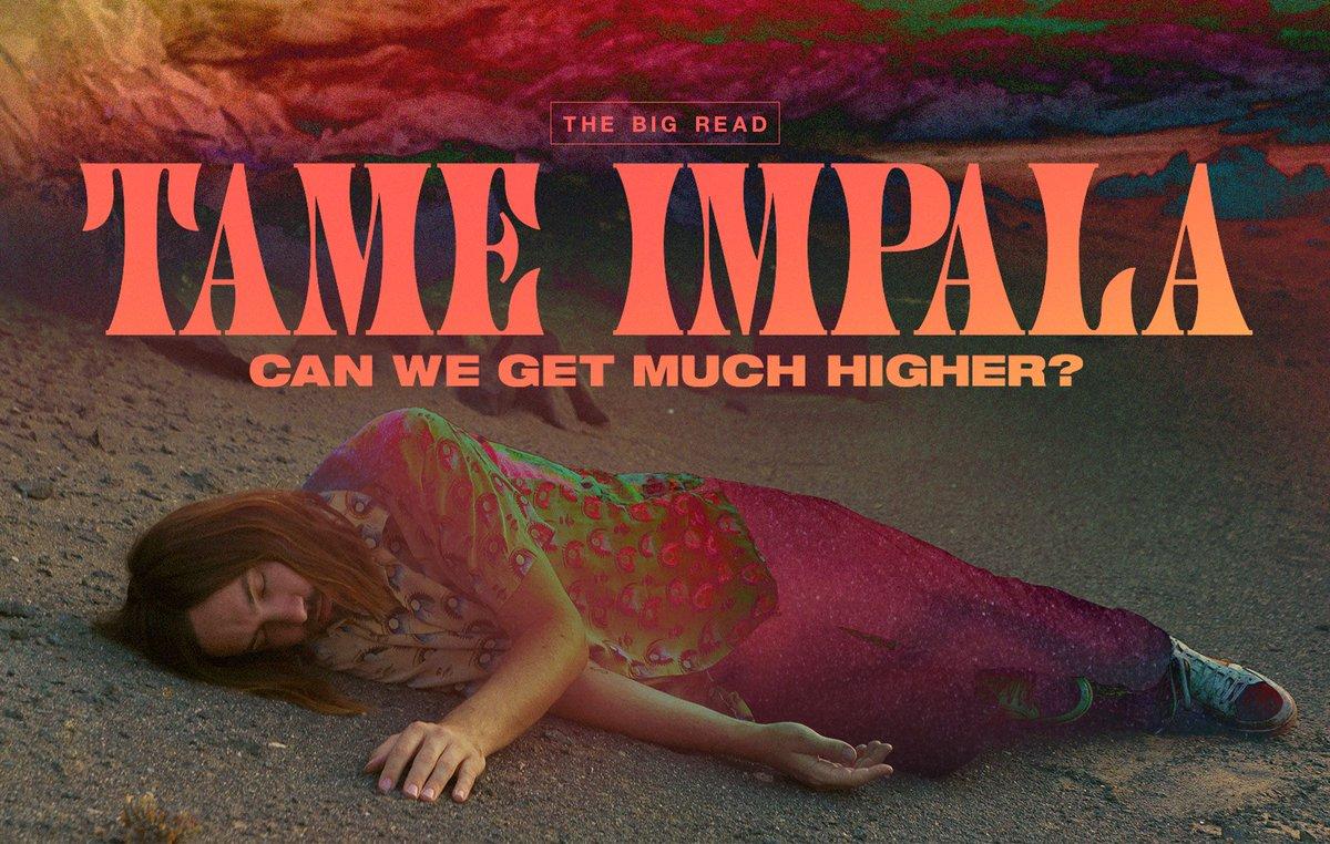#TameImpala 、 @NME でのインタビュー。 「 #TameImpala はファンタジー系音楽のバンド。まさに、ロード・オブ・ザ・リング。」と語るKevin。😂  📰READ MORE: https://buff.ly/37RIxAT 🎧LISTEN TO #TheSlowRush : https://buff.ly/3bDwBWw @TameImpala #テームインパラ
