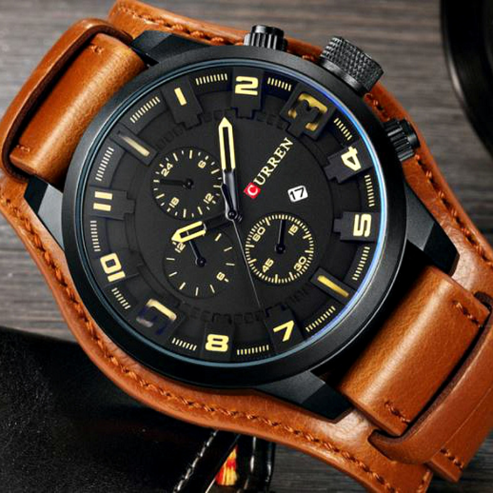 Men's Casual Quartz Watch US $20.70/- Only  Click here to buy now   #fashion #love #amazing #look #followme #style #onlineshopping #shopping #swag #uberstyler