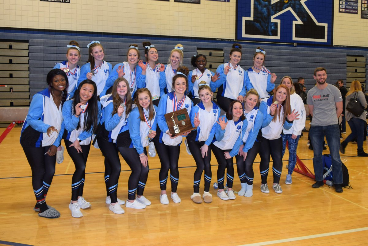 CONGRATULATIONS to the Olentangy BERLIN Bears Gymnastics team for making it to STATES!!  2nd yr program!!  Way to show them CLAWS!!  #RoadtoStates #Clawups #LostMyVoice #AmazingDay pic.twitter.com/dWmXwzlXoE