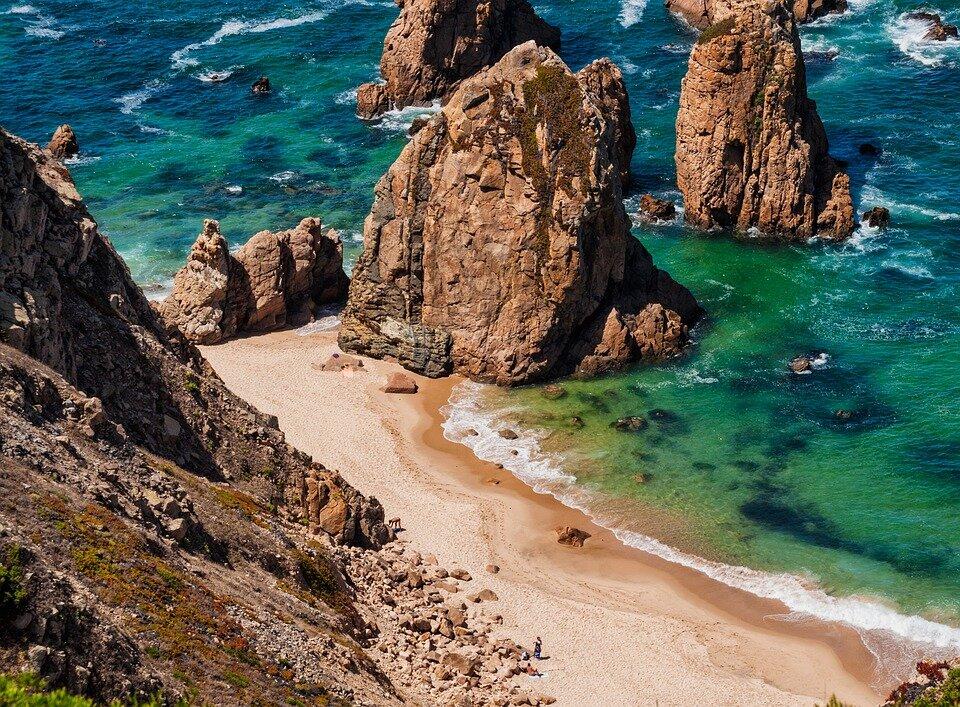 Portugal Sintra Ocean #retweet #follow #travel #vacation #destination #world #wanderlust #adventure #nature #view #phototravelz