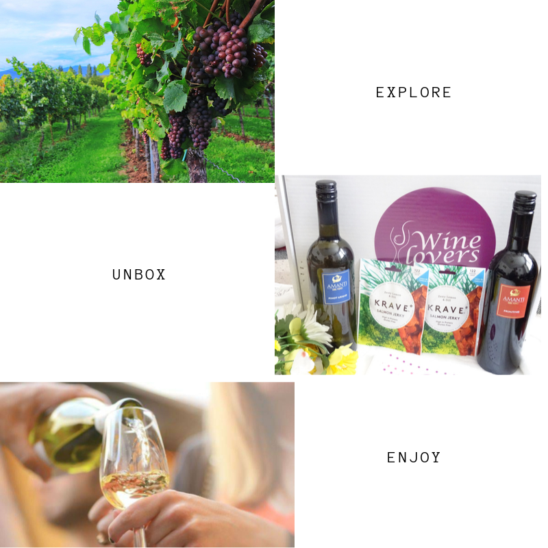 Love subscription boxes? Then the Wine Lovers Box is for you. Every delivery is full of surprises.  #food