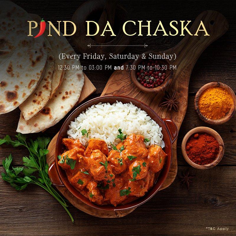 Everything you want is in one dish, try our delicious Punjabi thali with authentic Punjabi taste. #PunjabiThali #Food #Meal #Thali #Flavours #Tasty #Foodaholic #Foodie  #PunjabiFood #Delicious #Rasa #FourPointsbySheratonVadodara #Vadodara