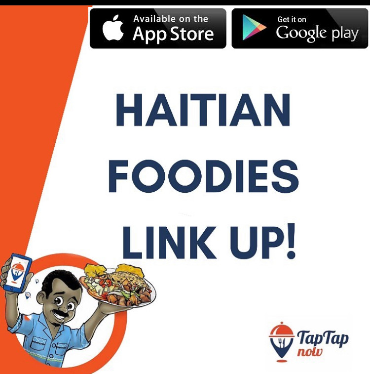 Tap Tap Now is a mobile that allows users to locate Haitian restaurants anywhere in the world. #haitianfood #haiti #foodie #haitianeats #food #haitianmeal #griot #haitian #newapp #explorepage #haitianrestaurant #haitianfoodapp #comingsoon #TapTapNow #TapTapEats #taptapnow_