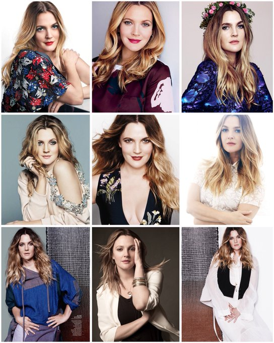 Happy 45th birthday to Drew Barrymore!