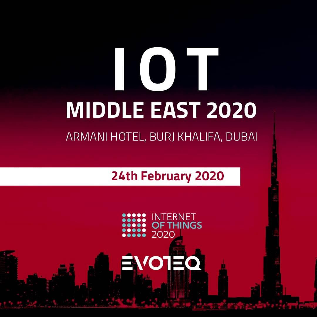 Join us at IoT ME tomorrow, Our CEO Jihad Tayara, VP of Technology Solutions Nadim Shaikli, & Smart City Solutions Director Ahmad Kawakbi will elaborate more on the latest trends & opportunities in IoT and healthcare. Stay tuned to learn more. @iot_dxbpic.twitter.com/etJATS7g6Q