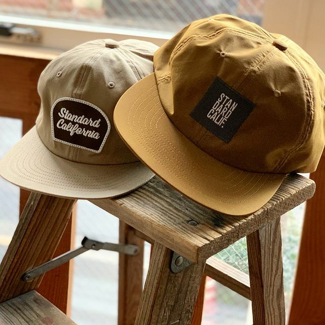 Cap Series #standardcalifornia  #スタンダードカリフォルニア #cap #キャップ #earflap #logocap https://ift.tt/39Ye2KZ