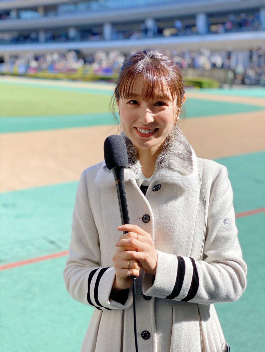 感動のフェブラリーS‼︎ ◎モズアスコットありがとう♡ ー アメブロを更新しました#松中みなみ#東京競馬場