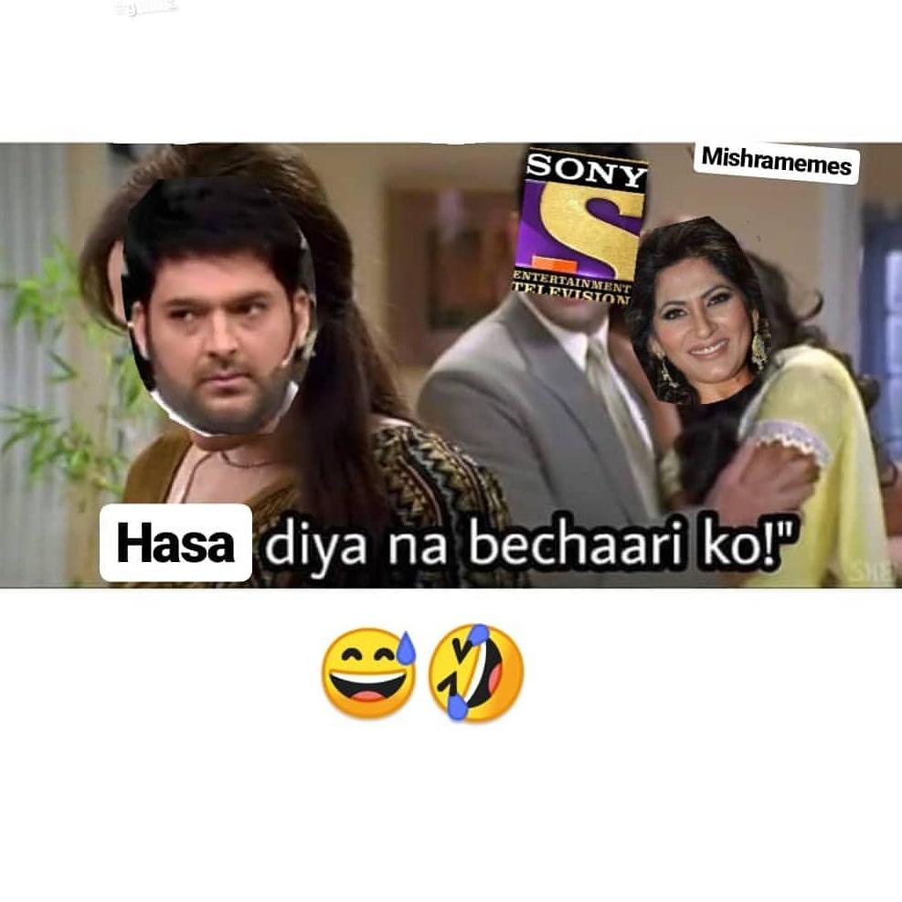 #kapilsharmashow#sonytv#meme#funny#baghban <br>http://pic.twitter.com/DtmiK9vEtx