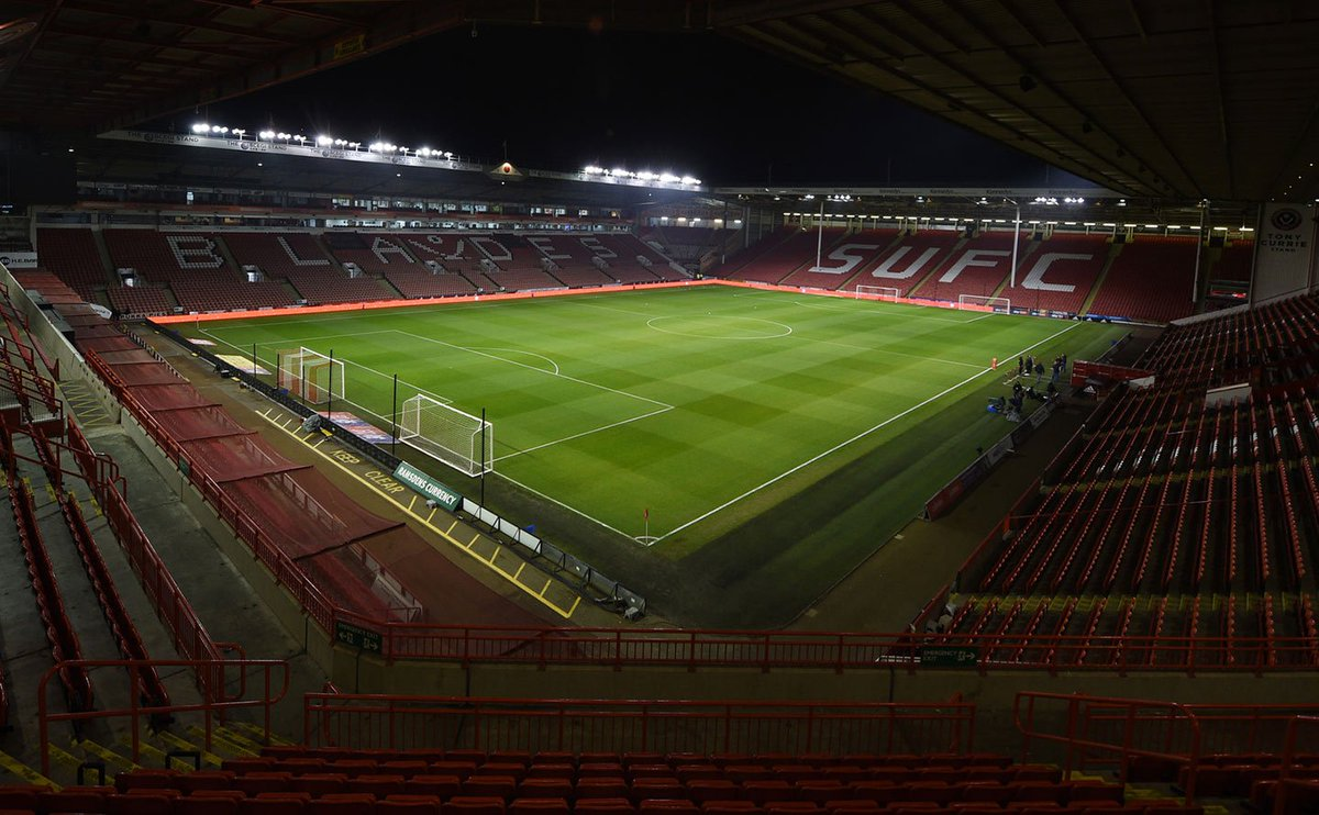 It has been confirmed that Bramall Lane will be the venue of  matches in the upcoming UEFA Women's Euros in 2021!  These  matches are 3 of the games in Group C and a semi final!  #twitterblades #sufc<br>http://pic.twitter.com/sihTev0Q1t