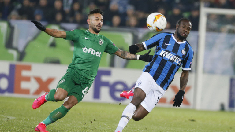 Ahead of next week's #UEL last-32 second leg in Milan, Ludogorets have asked both UEFA and Inter about the situation in the Lombardia region as far as the coronavirus is concerned. Around 600 Bulgarian fans are supposed to travel to Italy next week