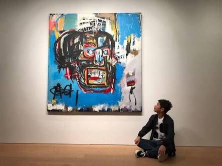 #バスキア #Basquiat #basquiatArt  #自己投影=#世界投影 #すべての投影  #神社の鏡にうつるのは… #月でバスキアを見たい #dearMoon#2020年 #世の中の構造改革#求む十人の起業家  #スタートトゥデイ #LetsStartToday #StartToday  #前澤友作 #前澤ファンド https://www.instagram.com/p/B85hsXFgGIF/?igshid=zmi6l8jlj3cj…pic.twitter.com/c7VWCKkj8w