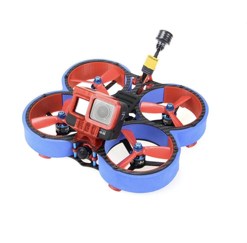 "New HGLRC 4s 3"" cine whoop #cinewhoop #drones #fpv #hglrc #caddx https://www.banggood.com/custlink/vGGGqK75ok… Coupon Code: AFFBG10pic.twitter.com/KanQn7RWzC"