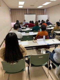 令和2年2月23日 熊本認知行動療法カウンセラー養成講座 人の心の動かし方、解決までのプロセスを実習を通して学んでもらいました。参加者の皆さんありがとうございました。