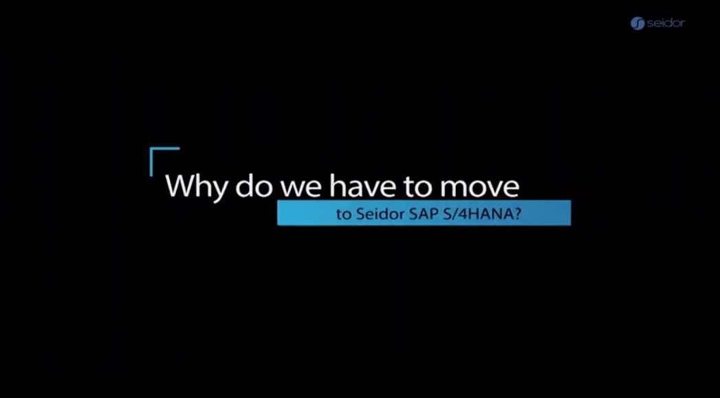 Why make the move to #SAPS4HANA ?  * Simplicity * Improved Ease of Use * Modernizing your Data * Prepare you for future innovation https://lnkd.in/fuhZX5Spic.twitter.com/afCHsxJhWb