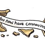 Image for the Tweet beginning: Misfortune Cookie   #CoronavirusOutbreak